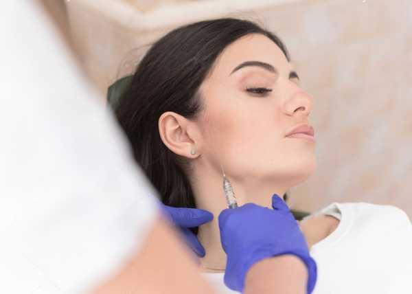 коррекция углов нижней челюсти